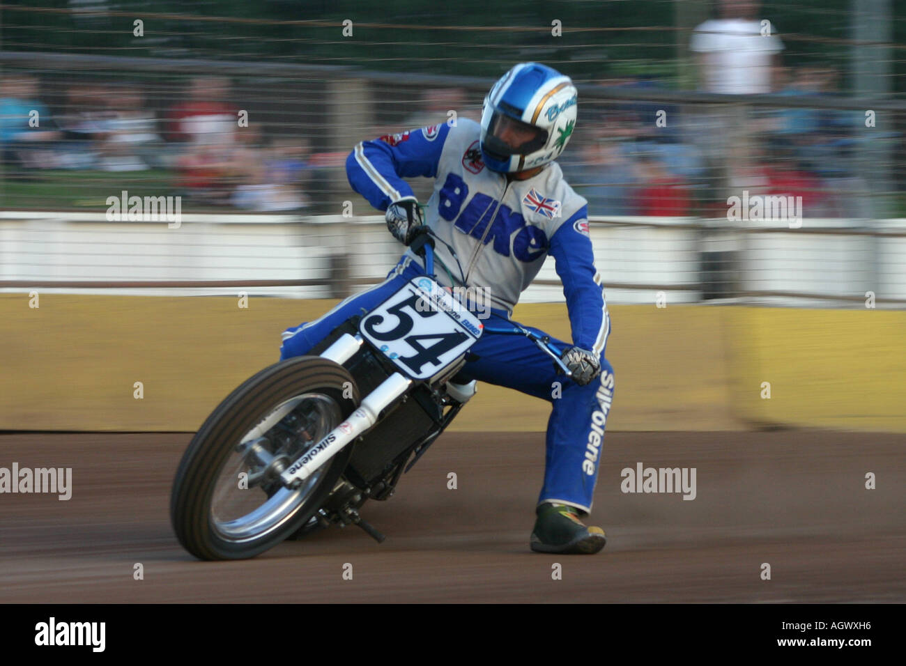 American Dirt Bike 001 Stock Photo Royalty Free Image 8167573