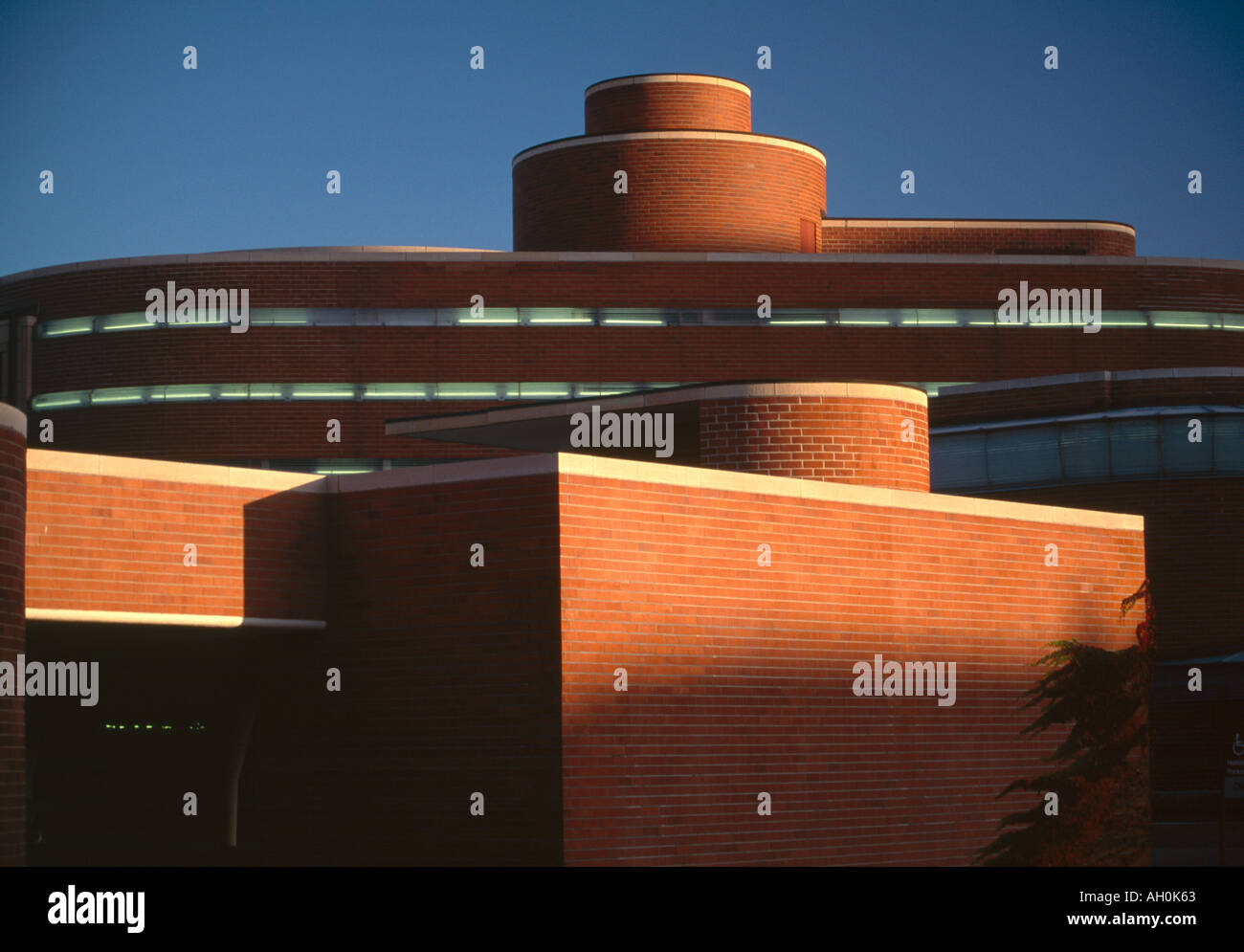 Johnson wax building racine wisconsin 1936 39 and 1944 - Johnson and johnson office locations ...