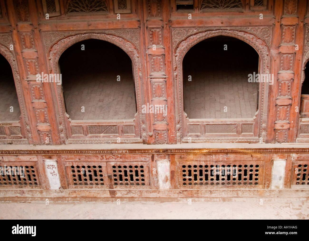 Interior design of an old haveli merchant s home peshawar for Interior design pakistan images