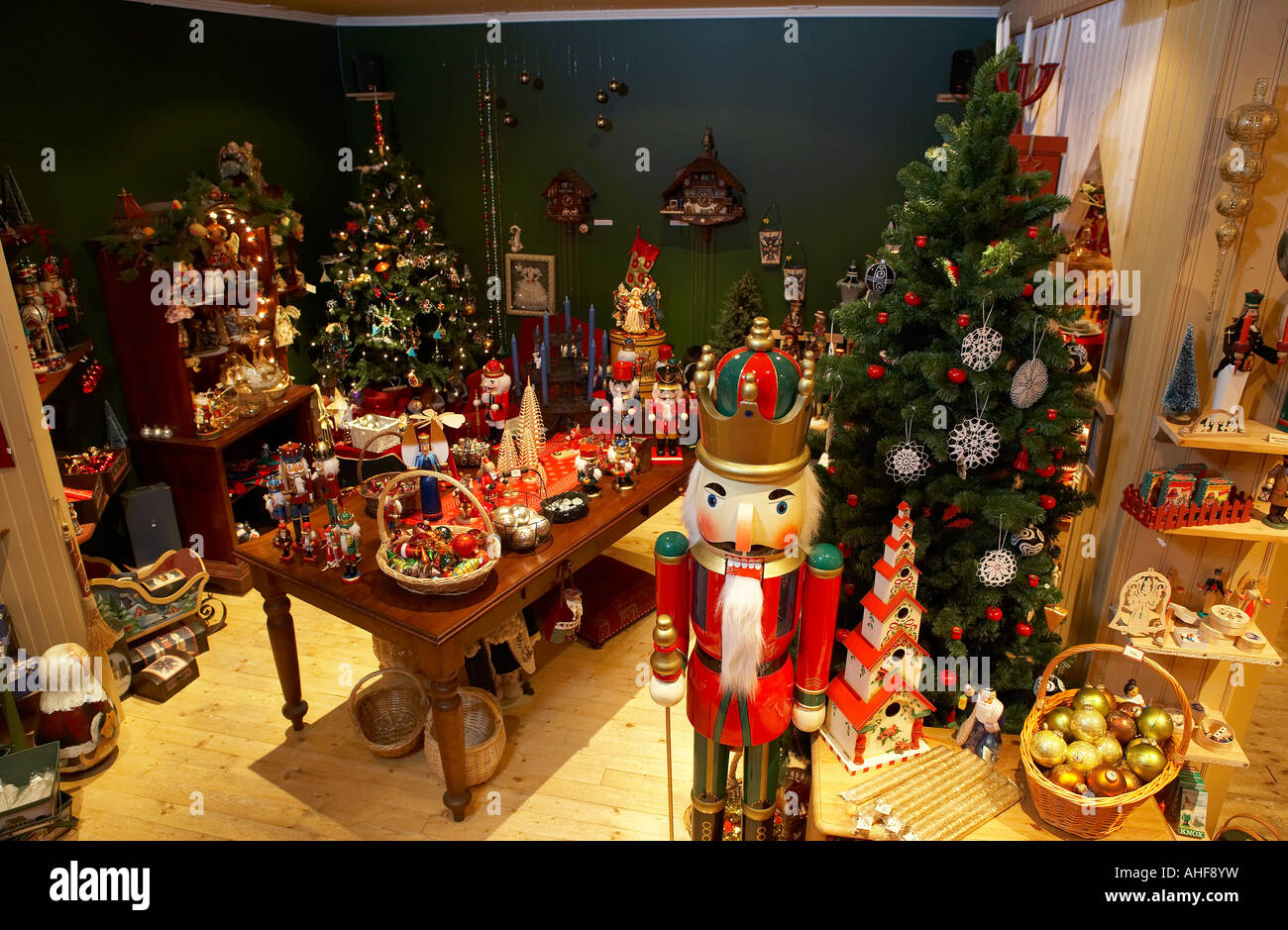 Christmas decorations for sale iceland stock photo for Christmas decorations sale online