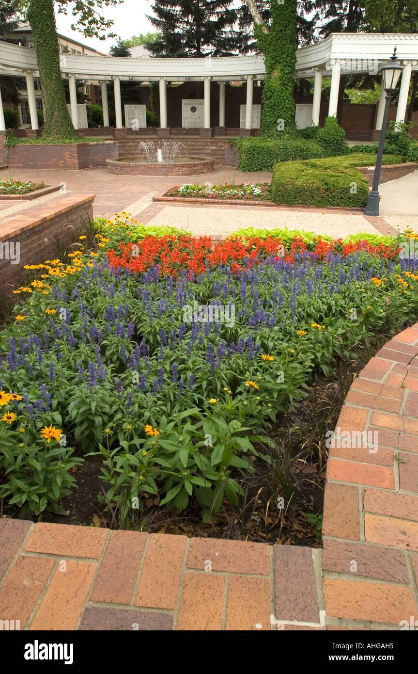 Gerald R Ford Birthsite And Gardens Omaha Nebraska