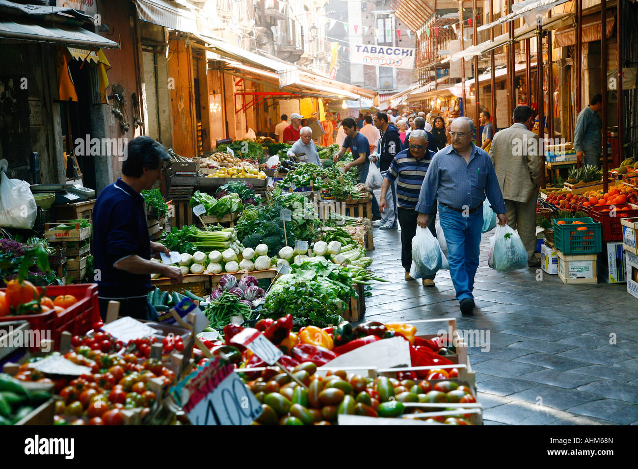 Best Food Markets In Sicily