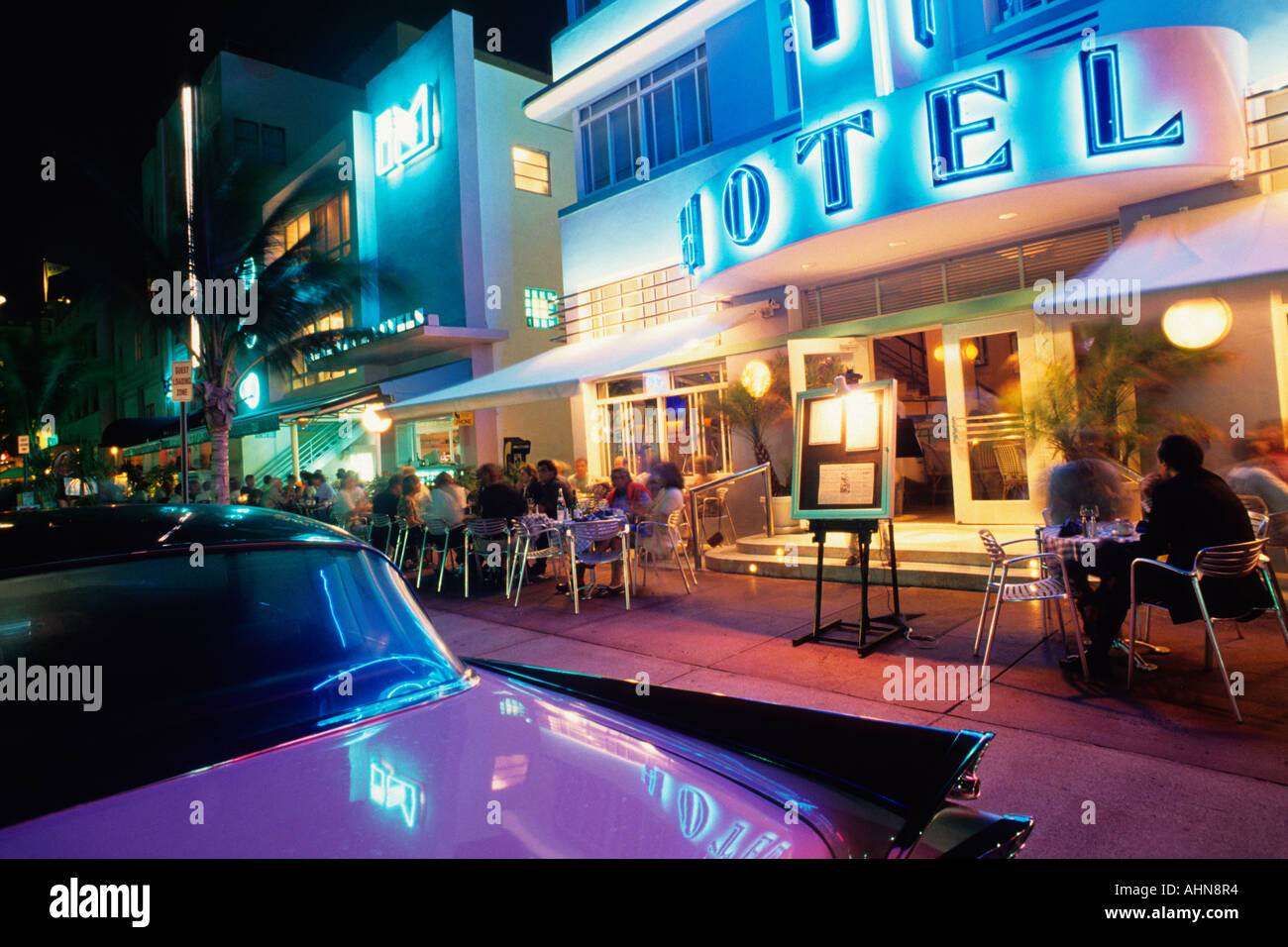 Cadillac Cafe Miami Beach