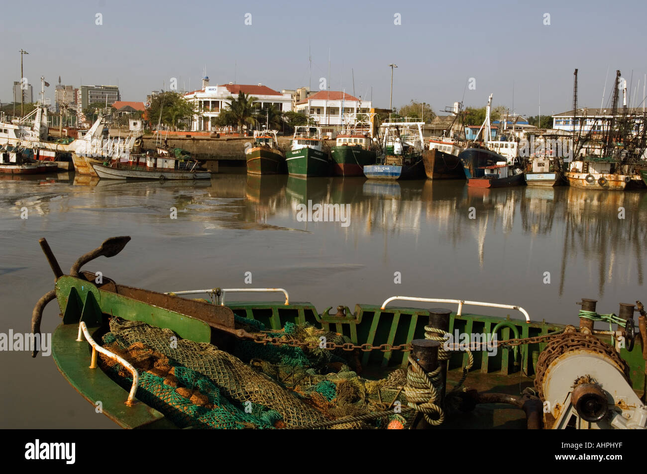 Beira is the Mozambiques most important port, Beira