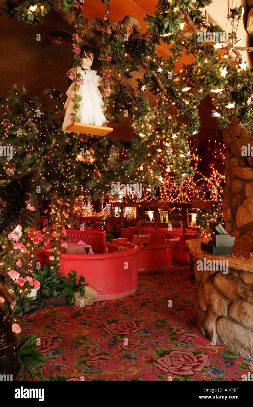 Madonna fashion show san luis obispo - San Luis Obispo California Usa Madonna Inn Gold Rush Steak House Restaurant Interior Pink Rocking Bride
