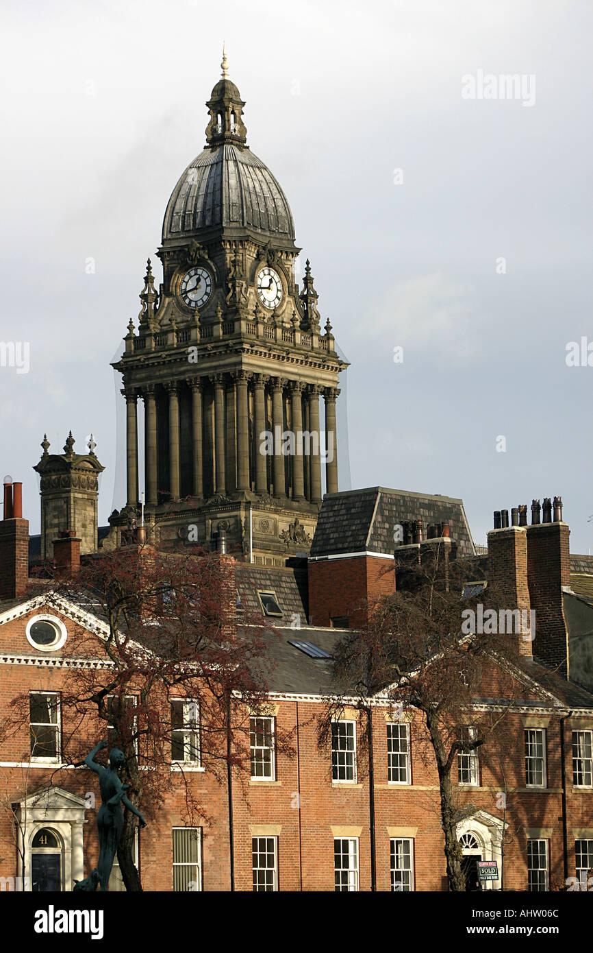 Leeds Town Hall - Wikipedia