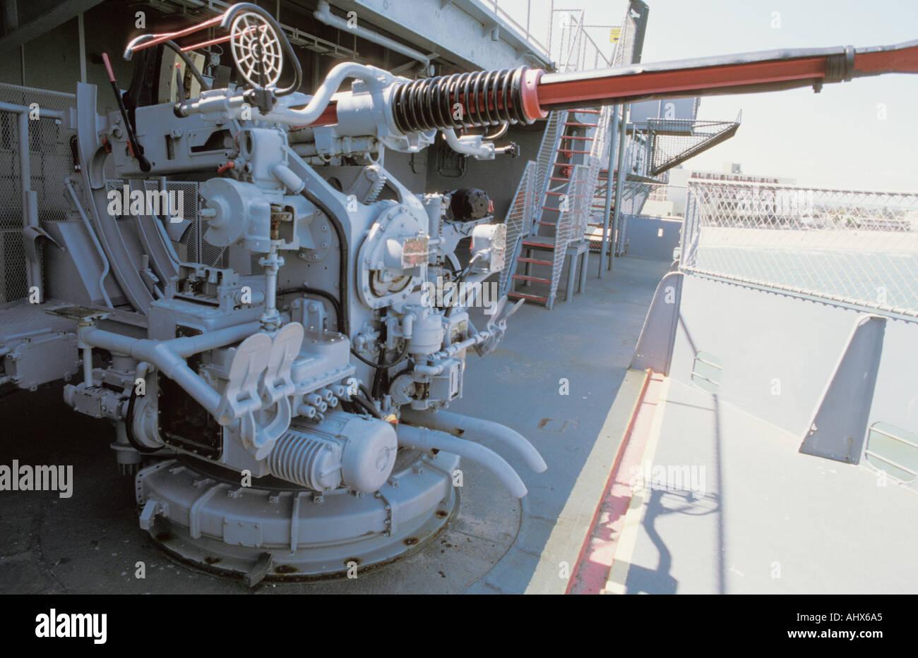 Corpus Christi Texas USA USS Lexington Aircraft Carrier Museum - Gun museums in usa