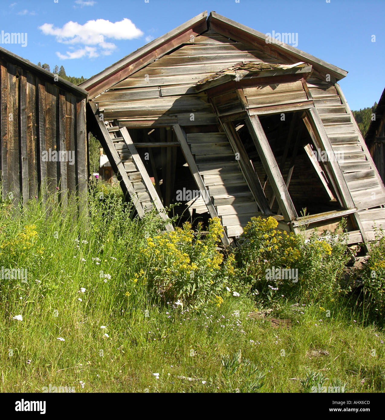 Building Falling Over : Building structure falling over stock photo royalty free