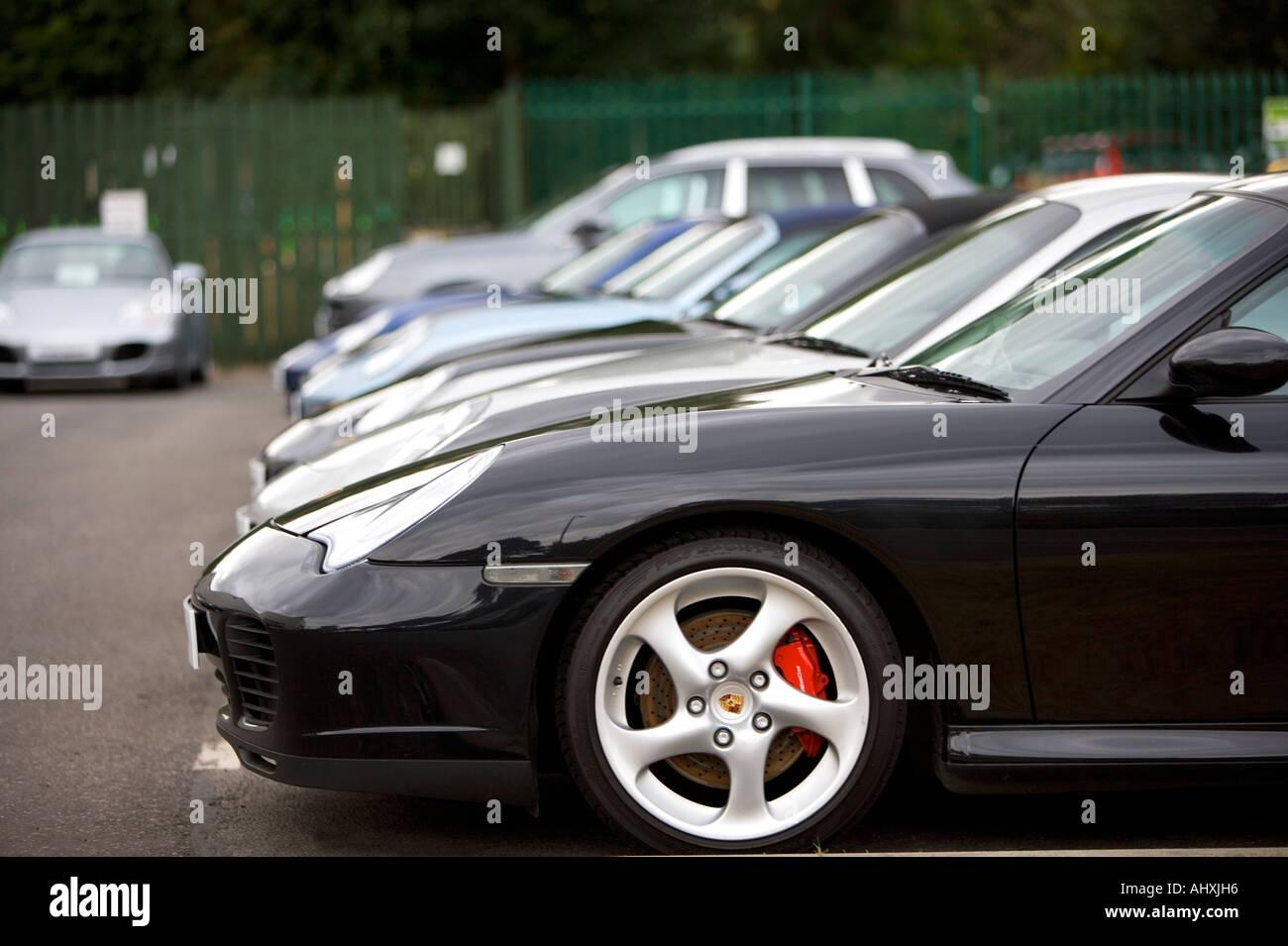Porsche pictures of porsches : Porsches Stock Photo, Royalty Free Image: 8321941 - Alamy