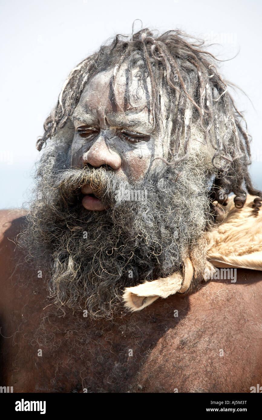 Aborigine or boriginal...