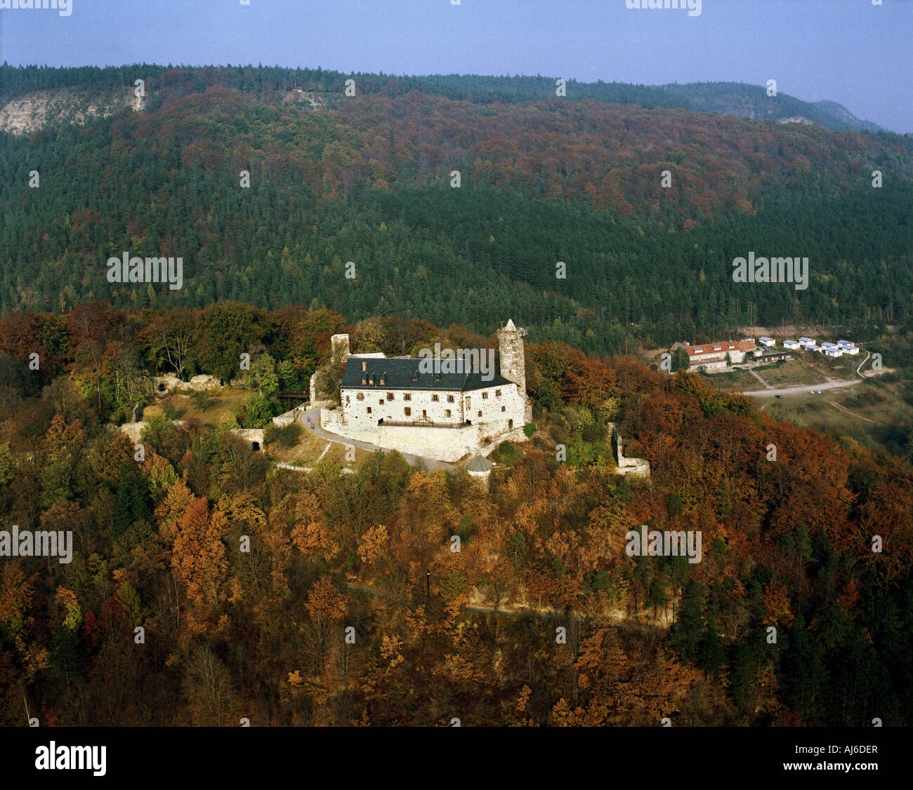 Greifenstein castle germany thueringen bad blankenburg for Burg greifenstein bad blankenburg