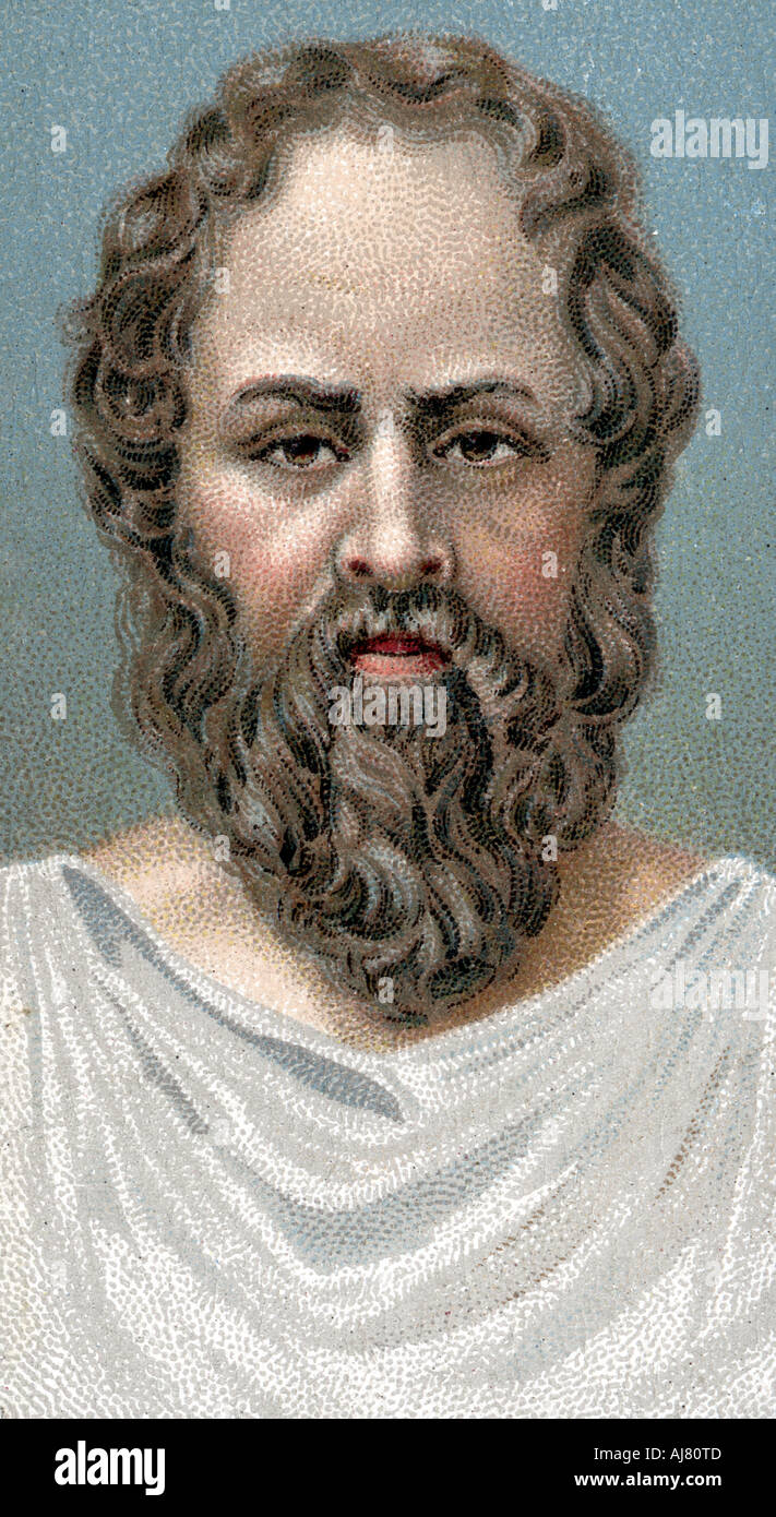 Sophocles The Ancient Greek Tragedian Once Had A Great Beard