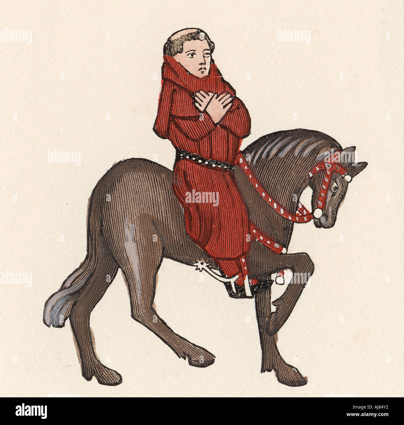 the symbolism of clothing in the canterbury tales by geoffrey chaucer Description of the wife of bath in the prologue to the canterbury tales (chaucer's middle english spelling has been modernized)-geoffrey chaucer.