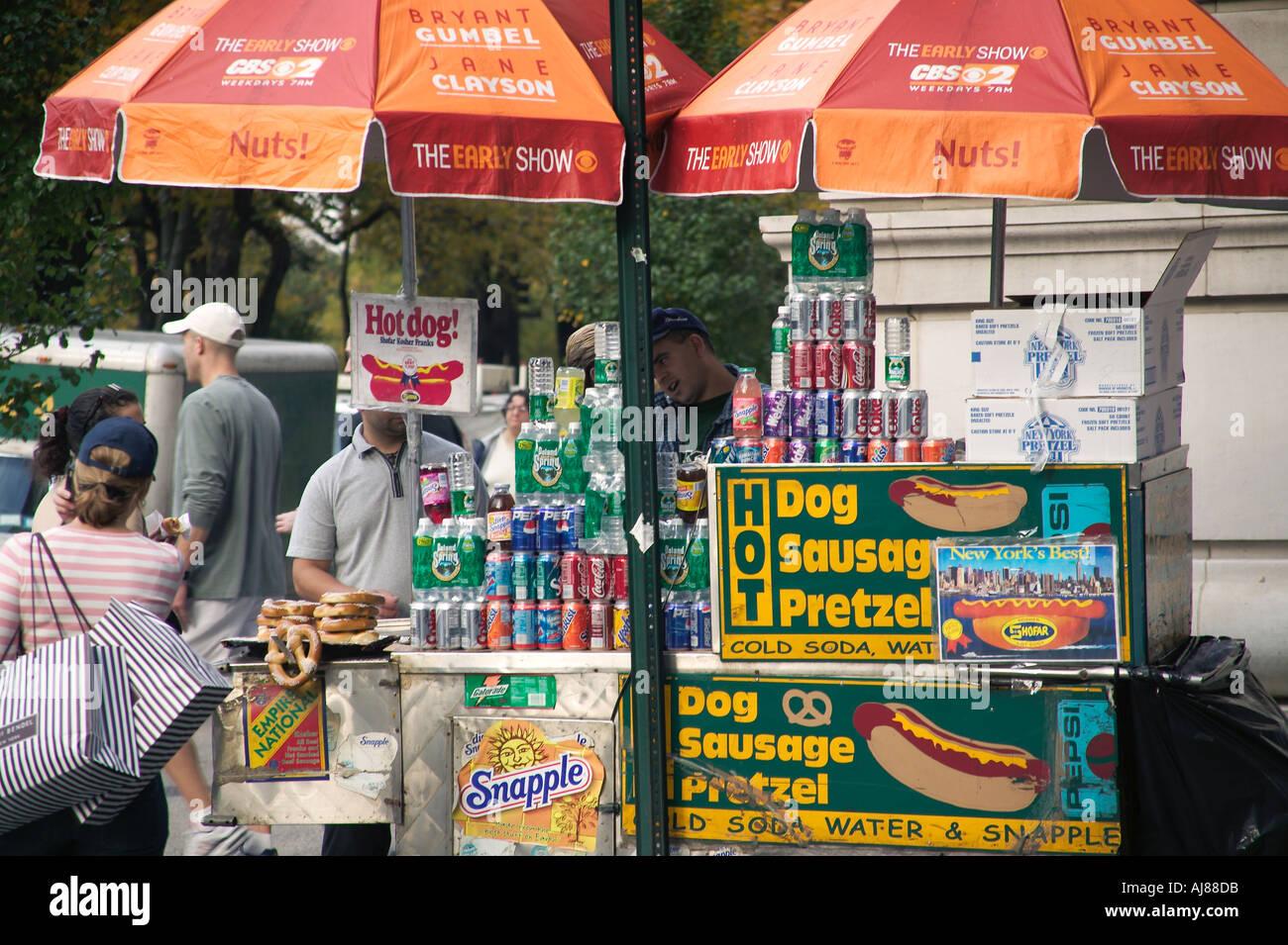 Carts Of America Hot Dog