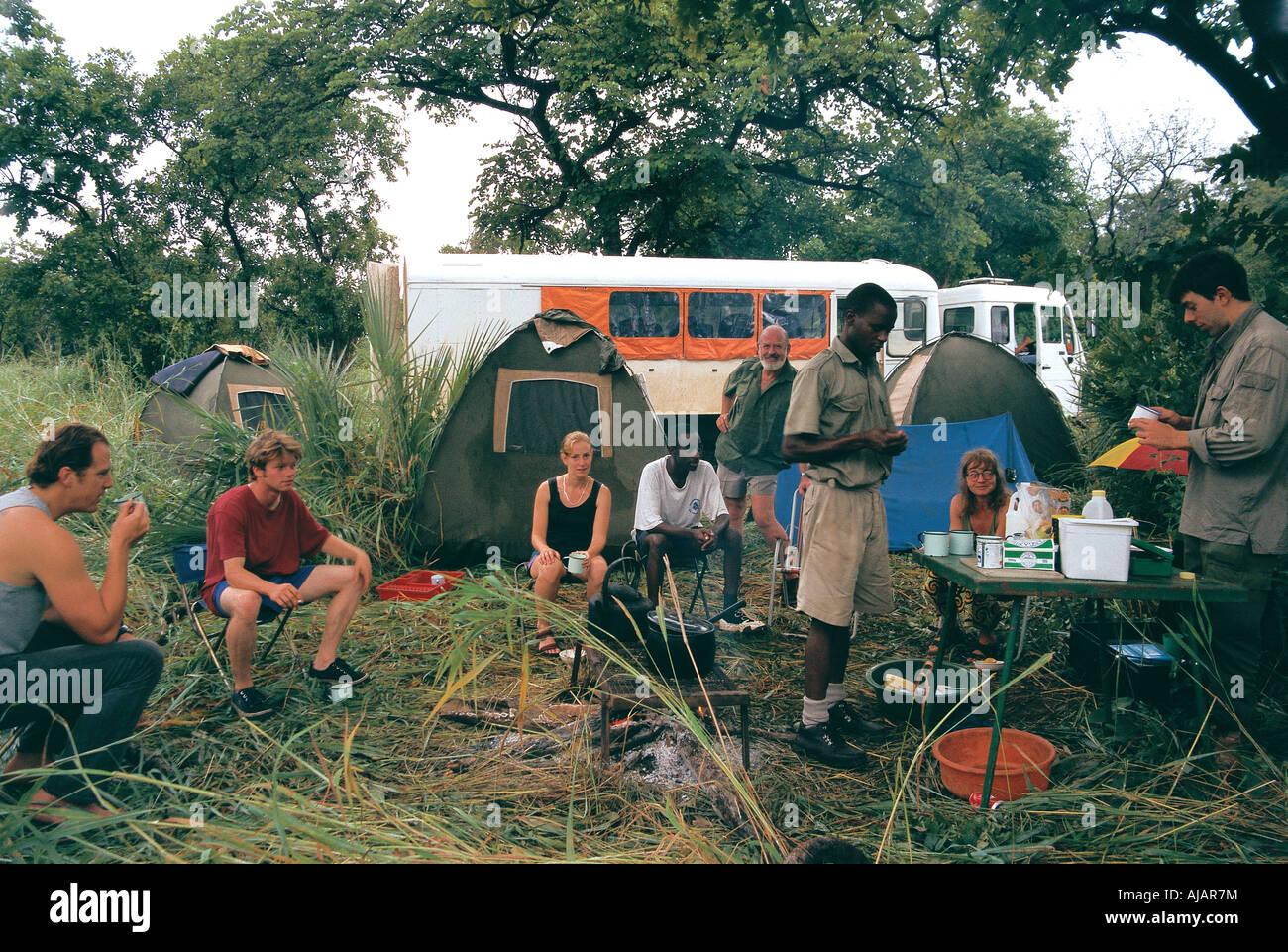 Overland Camp
