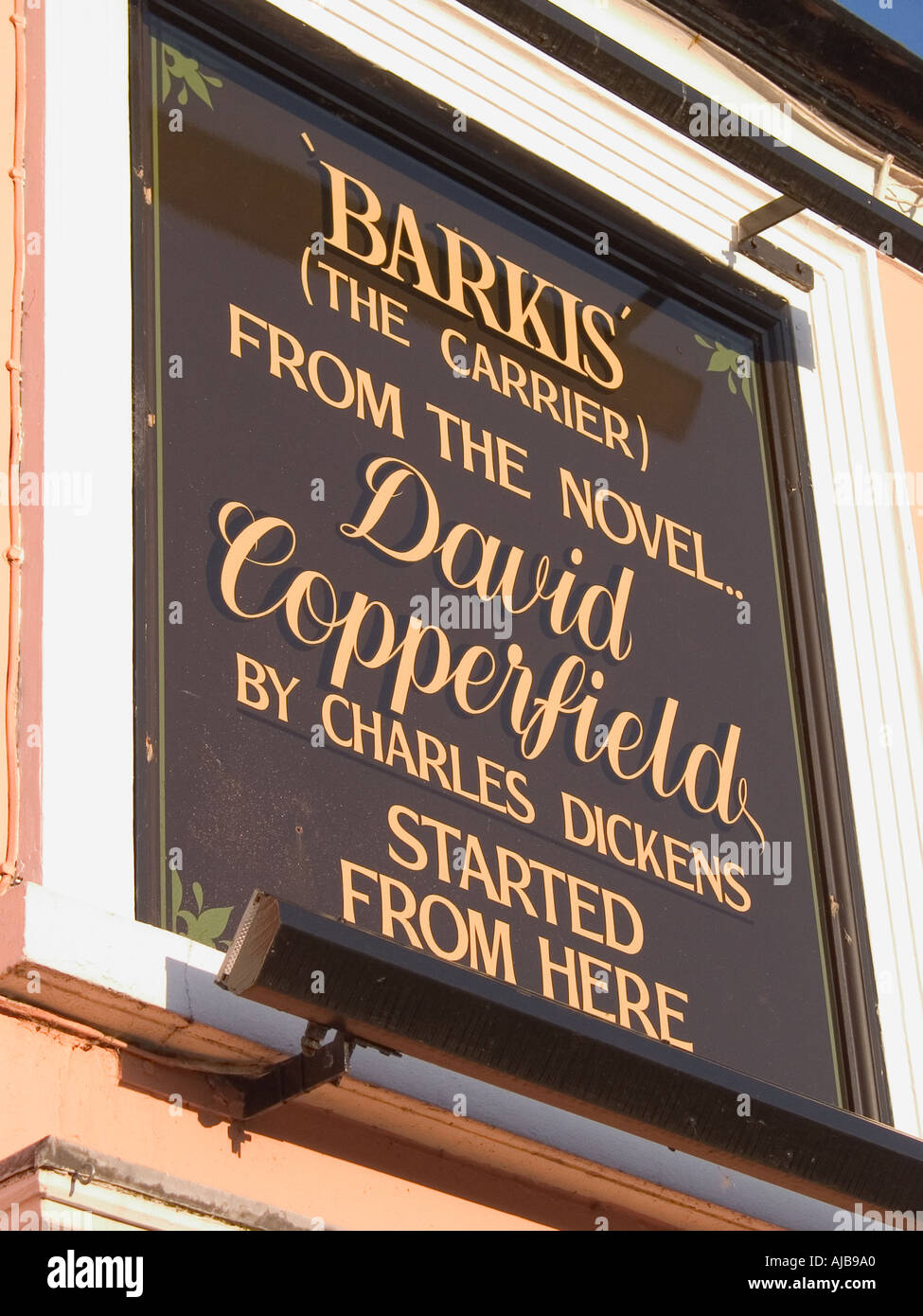 blundeston plough pub sign charles dickens started writing barks blundeston plough pub sign charles dickens started writing barks the carrier from the novel david copperfield