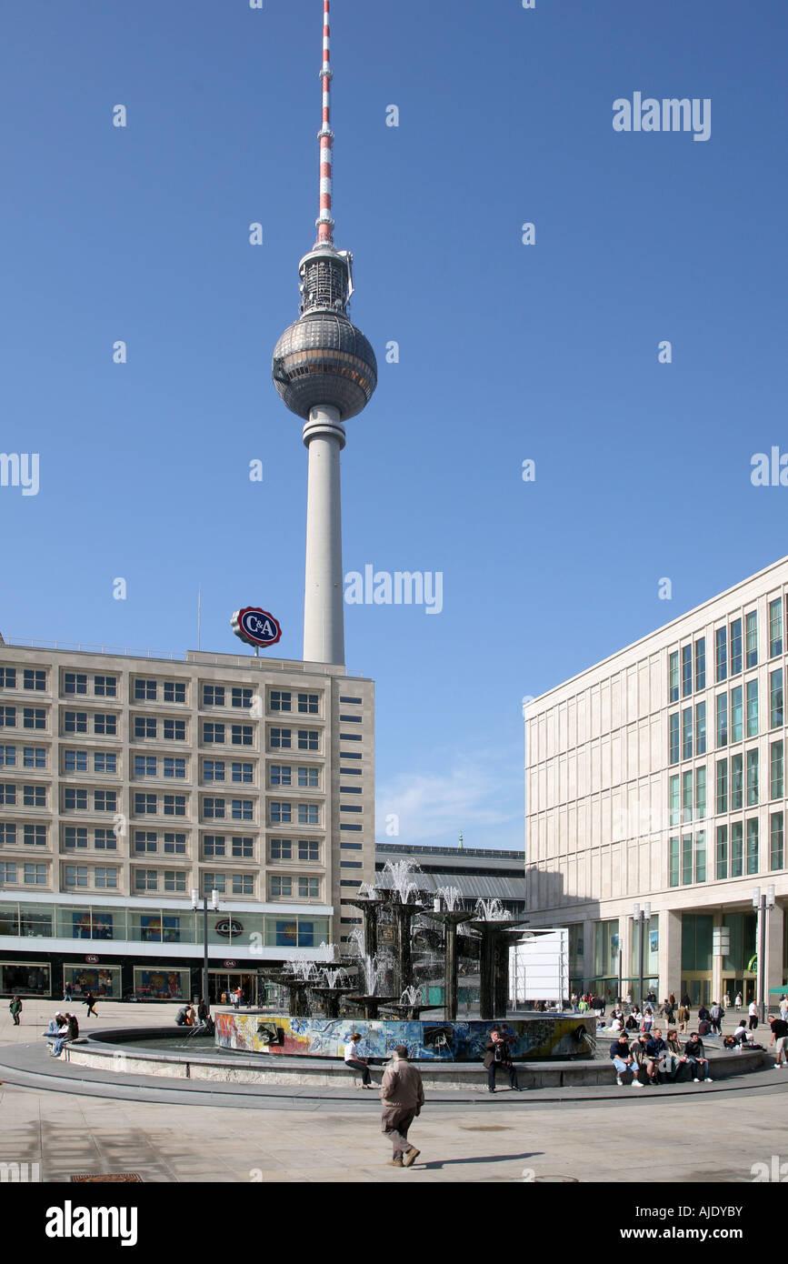 alexander plaza berlin