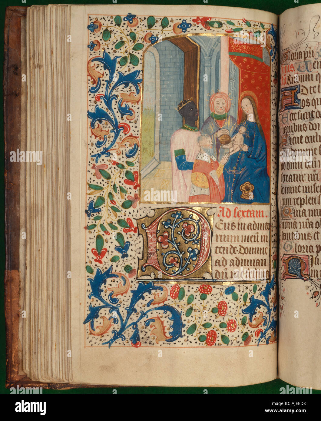 English manuscript