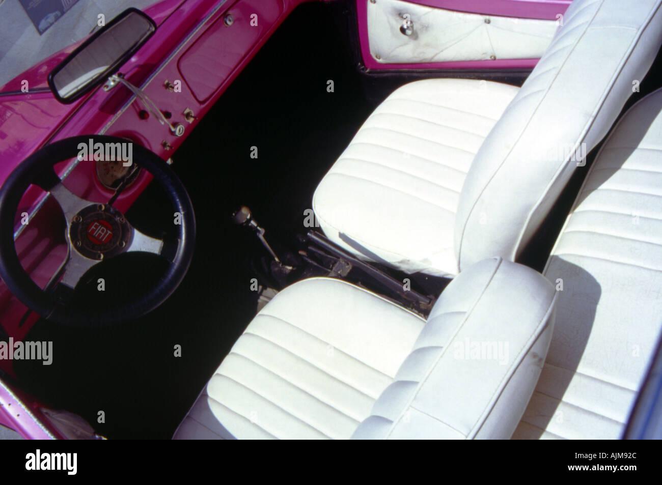 миниавтомобиль фиат