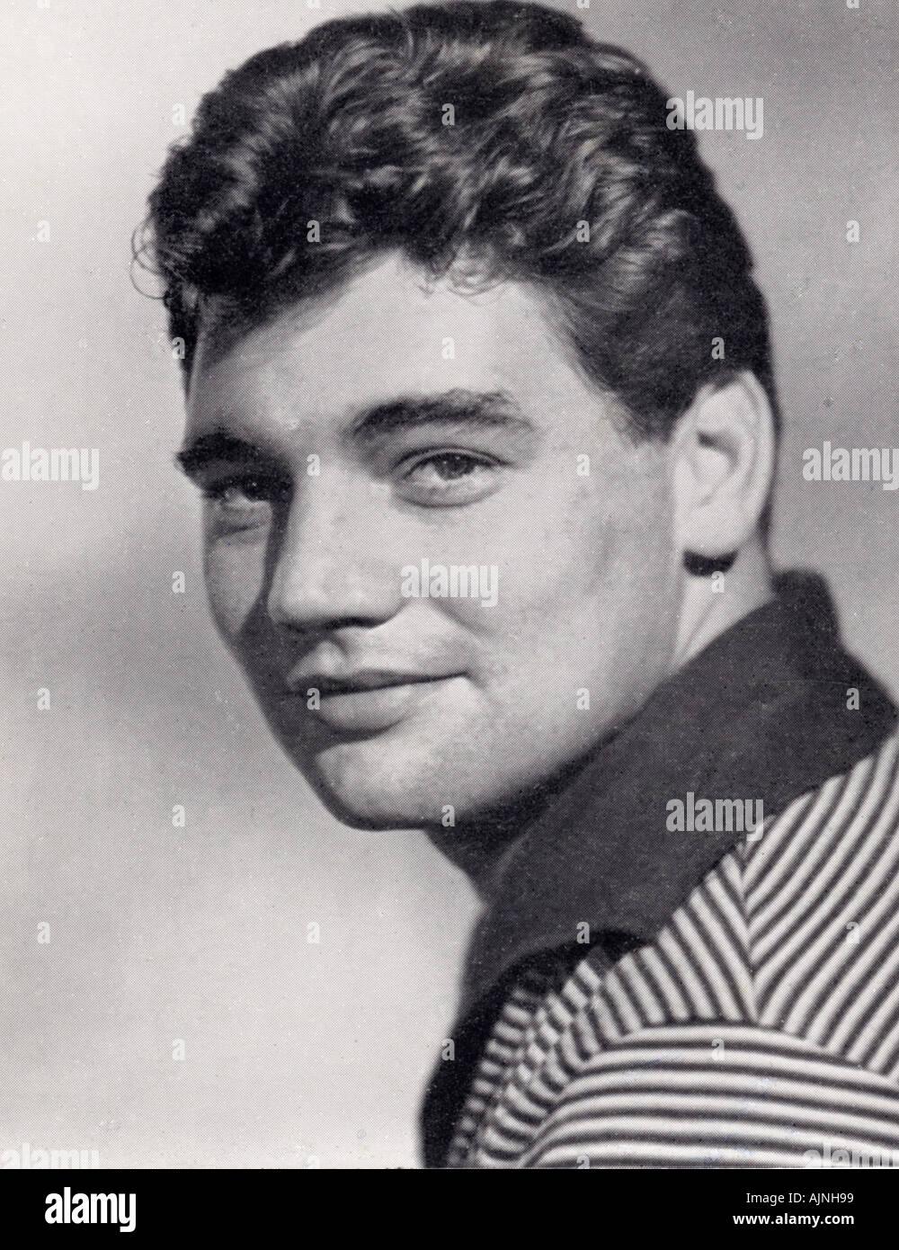 MIKE PRESTON UK singer whose big hit was Mr Blue in 1959 ...