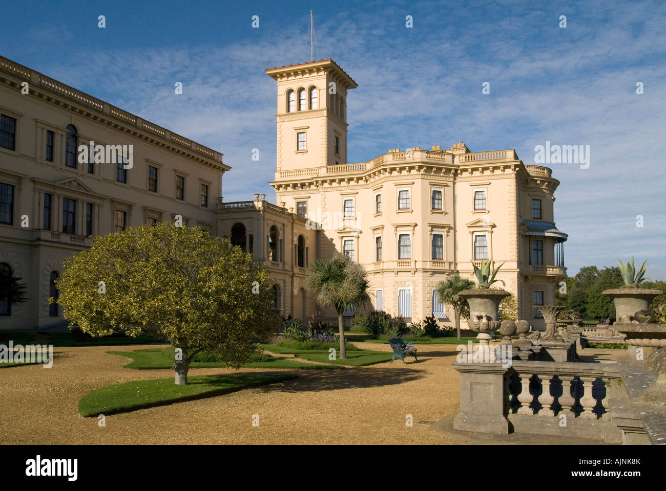 Osborne House Isle Of Wight Stately Home Of Queen