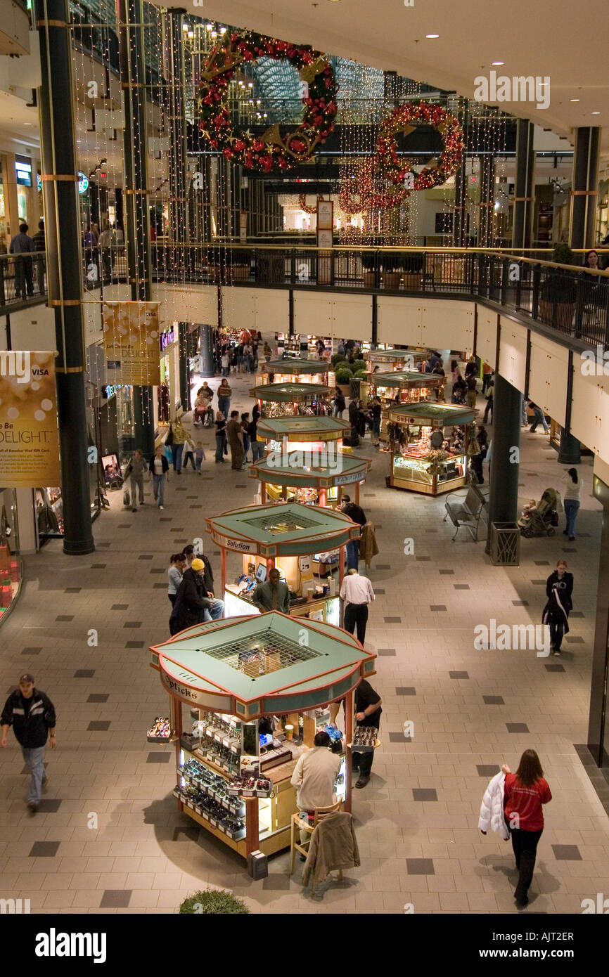 Minnesota USA Minneapolis Mall Of America Pre Christmas Shopping - Largest malls in usa