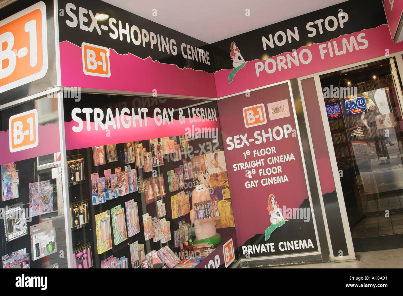 sex shops in nerherlands