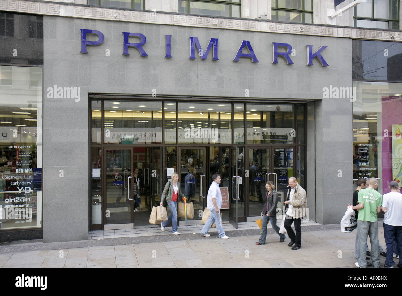 marketing in primark 1 introduction primark after establishing in ireland in 1969 has owned over 270 shops in some europe states for international enlargement scheme primark has planned to open large shop in us in 2015.