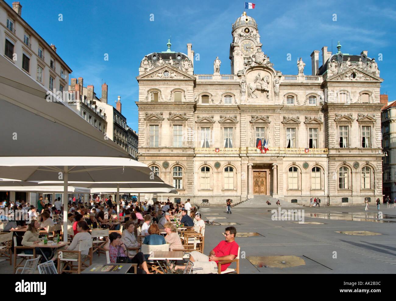 Cafe Lyon Presqu Ile