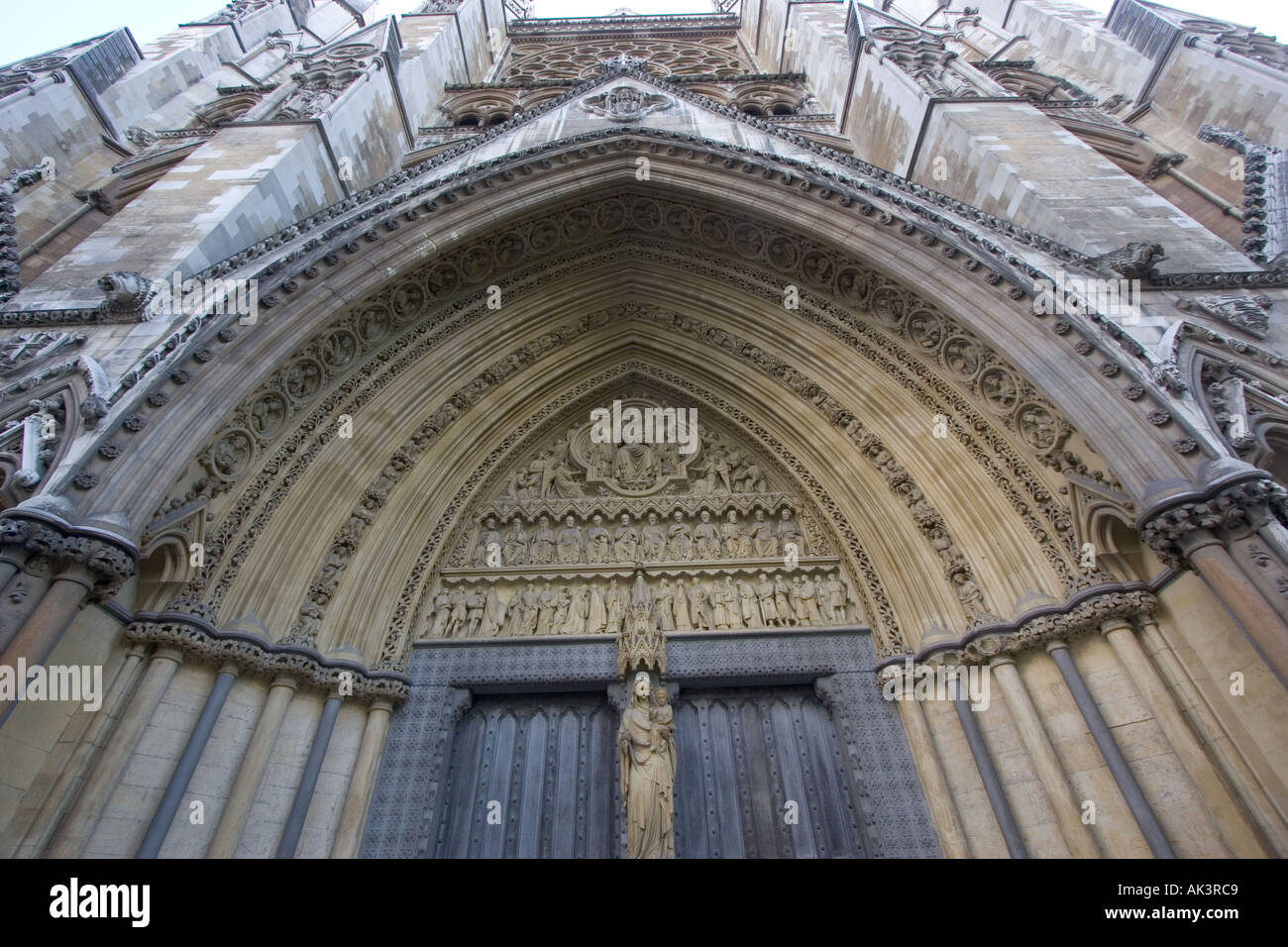 Doors to Westminster Abbey London England GB UK EU & Doors to Westminster Abbey London England GB UK EU Stock Photo ... pezcame.com