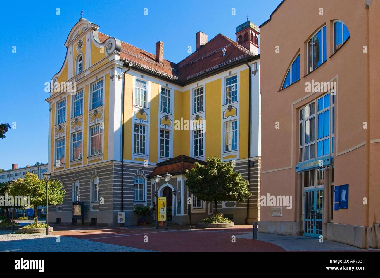 City museum deggendorf stock photo 14908468 alamy - Mobel in deggendorf ...