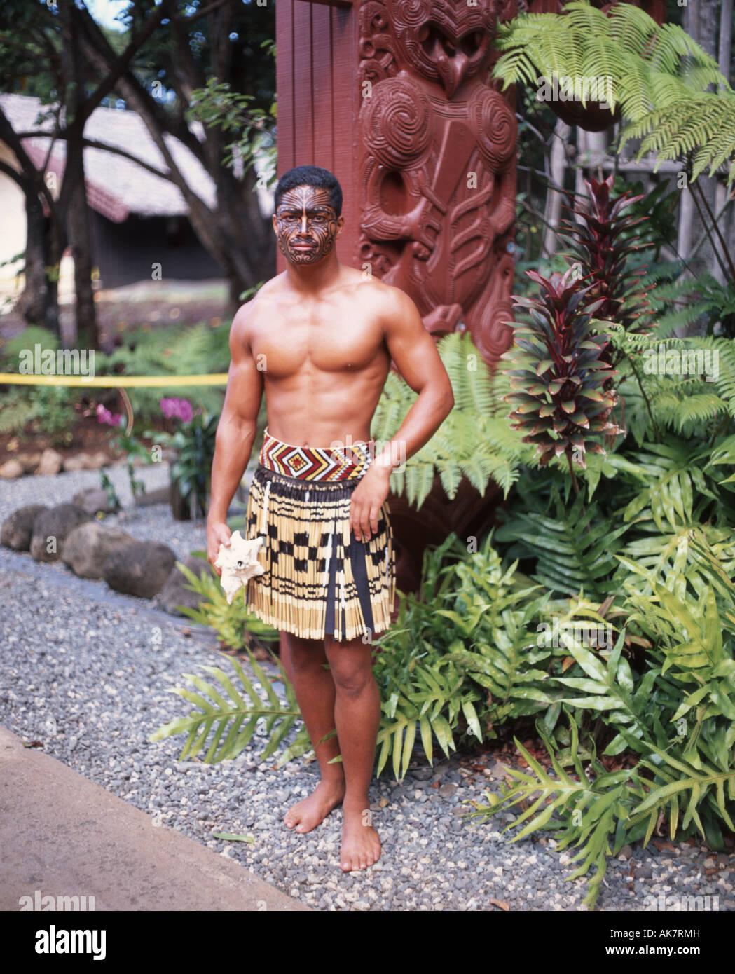 Maori Nude Gallery 103