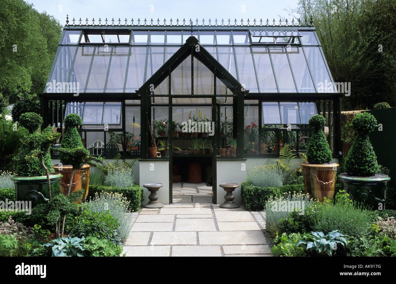 hartley botanic glasshouse stock photo royalty free image