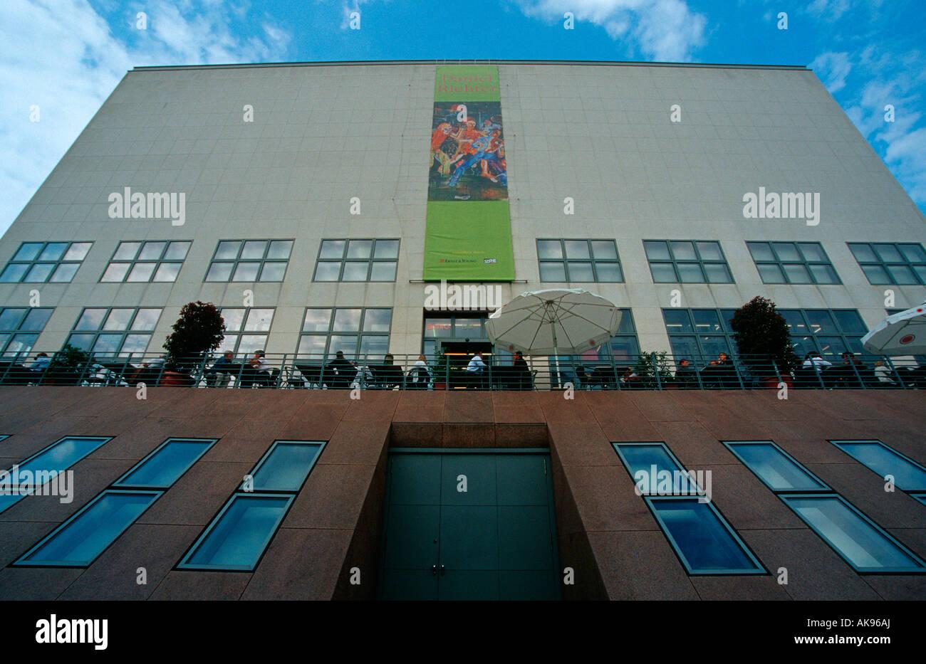 A J Hamburg museum kunsthalle hamburg stock photo royalty free image