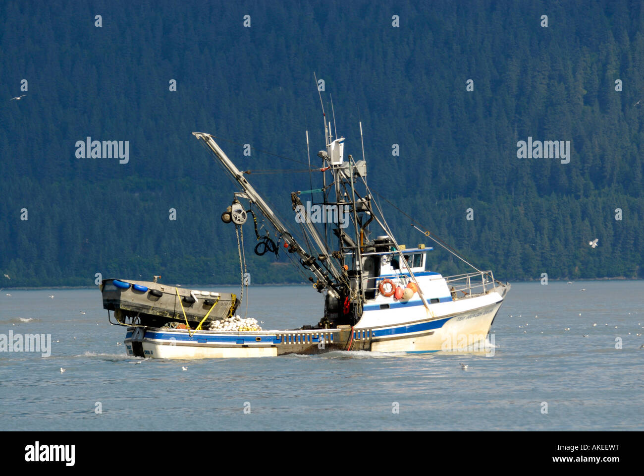 Commercial fishing boats in seward alaska ak u s united for Alaska fishing boats