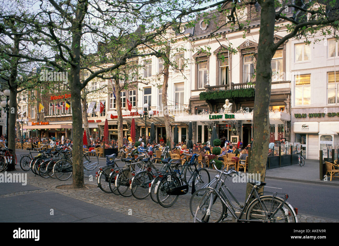 Town centre maastricht holland stock photo royalty free - Maastricht mobel ...
