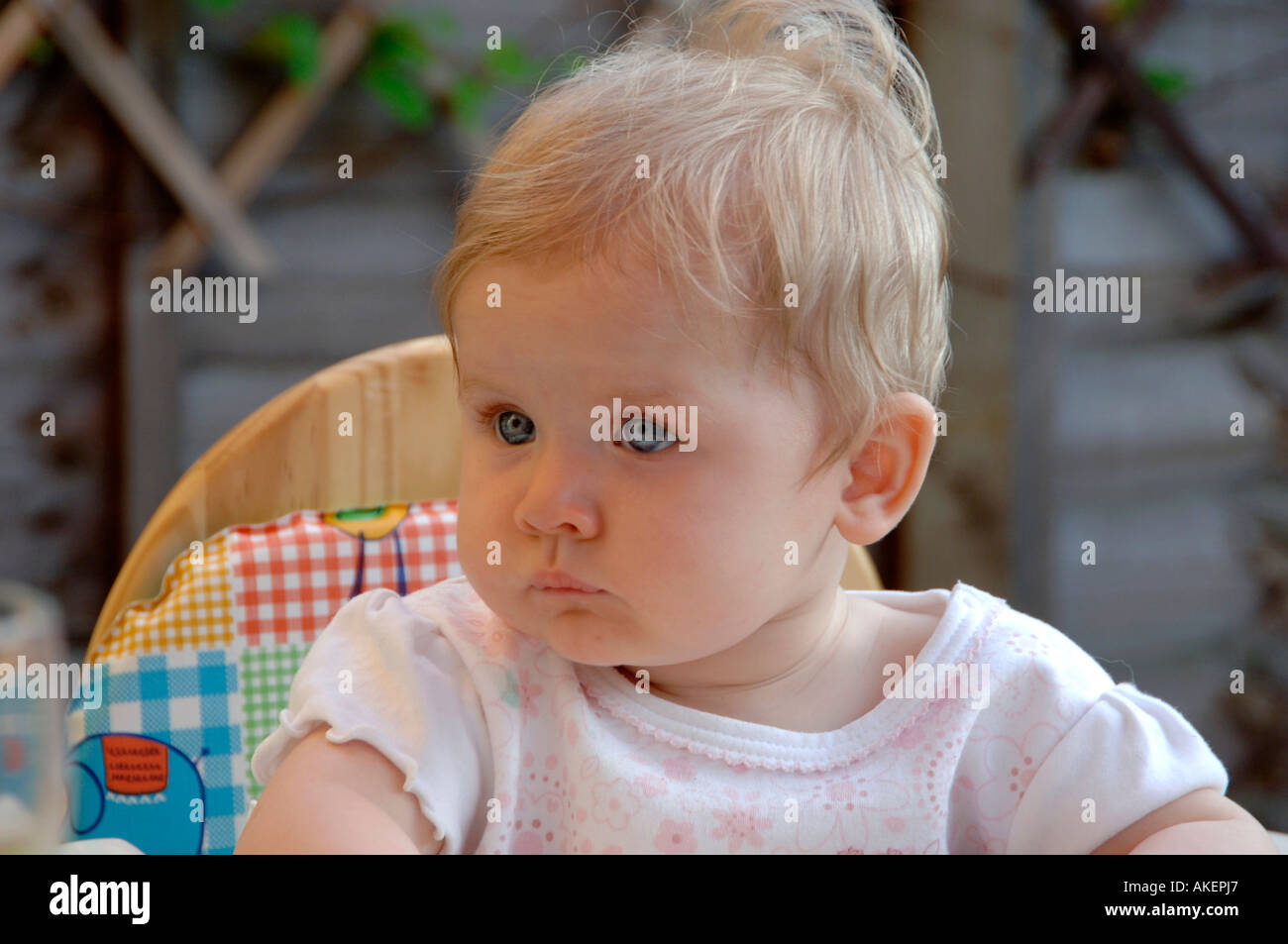 Baby With Blonde Hair 77