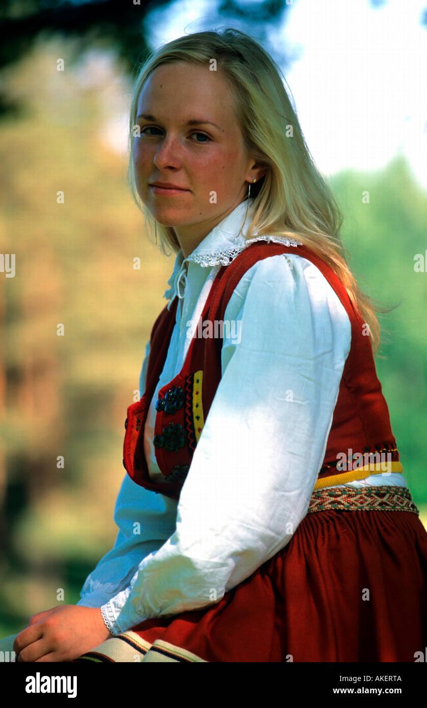 Estland Mädchen