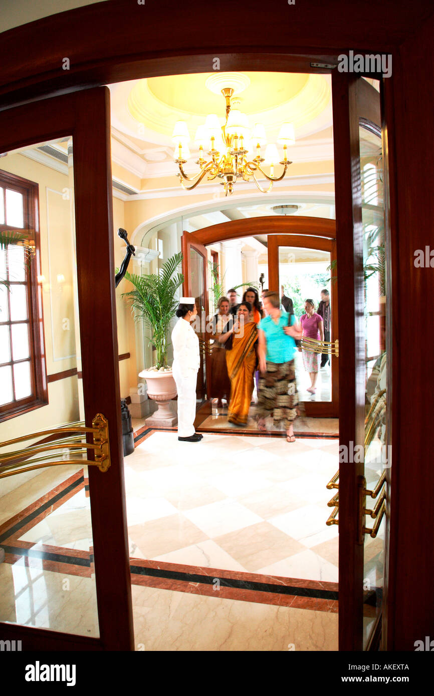 India Delhi Imperial hotel doors & India Delhi Imperial hotel doors Stock Photo Royalty Free Image ...