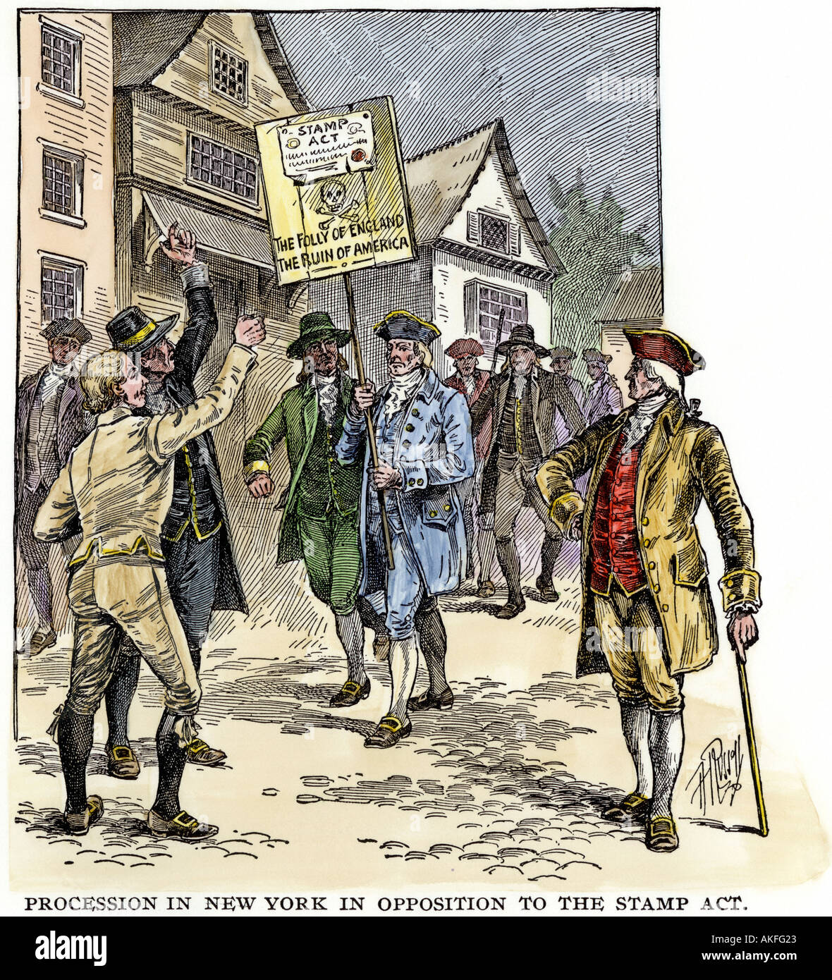 an introduction to the revolutionary war the stamp act of 1765 Faced with massive national debts incurred by the recent war with france these feelings heightened with the stamp act of 1765 introduction and chapters 1-5 brown, major problems in the era of the american revolution, pp 72-96, 98-136.