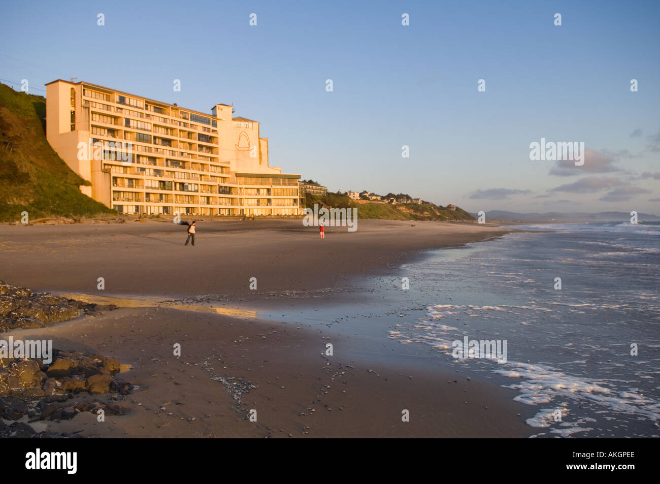 city hotels beachfront hotel seahorse oceanfront motel in oregon lincoln