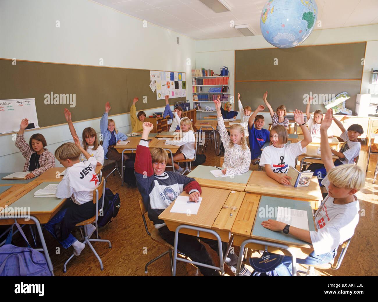 sweden elementary school