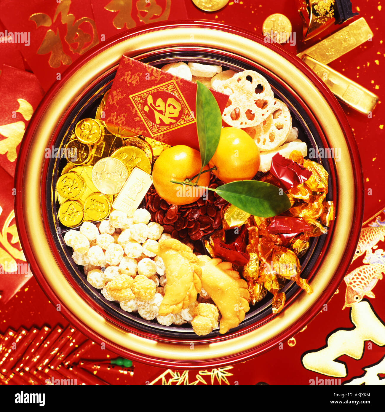 candy box for chinese new year - Chinese New Year Candy