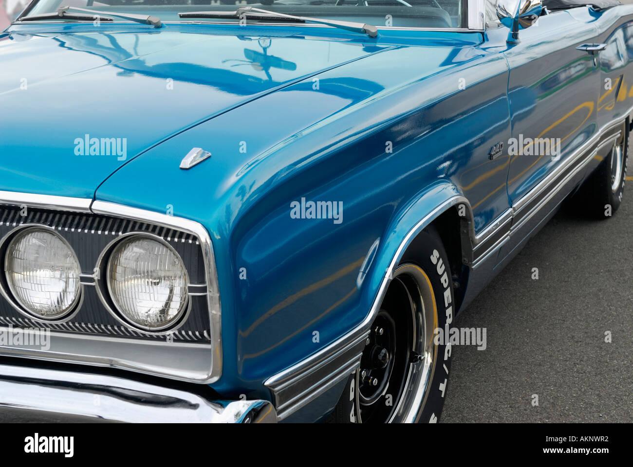 Baby blue 1967 dodge coronet 500 rt 2 door