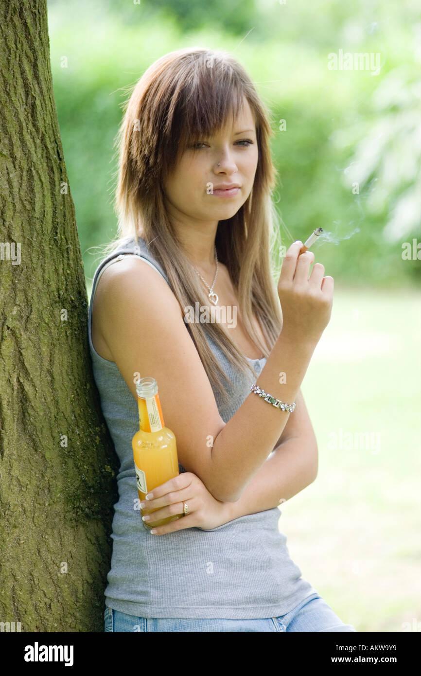 Teen Alcoholic 96