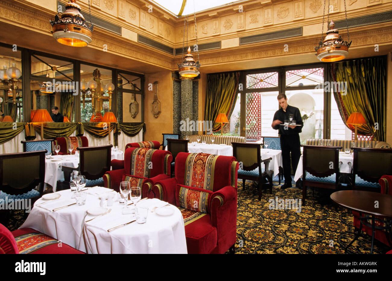 France Paris L 39 Hotel Rue Des Beaux Arts Stock Photo