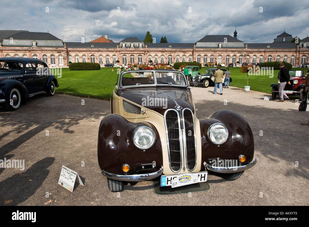 bmw cabrio 327 germany 1938 vintage car gala. Black Bedroom Furniture Sets. Home Design Ideas