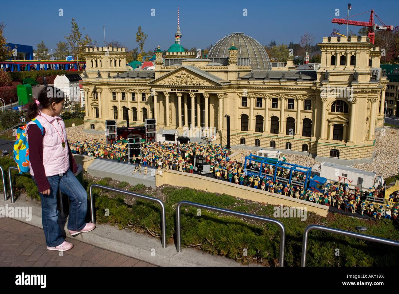 Model of berlin legoland guenzburg bavaria germany stock photo royalty free image 15094021 - Mobeltown berlin ...