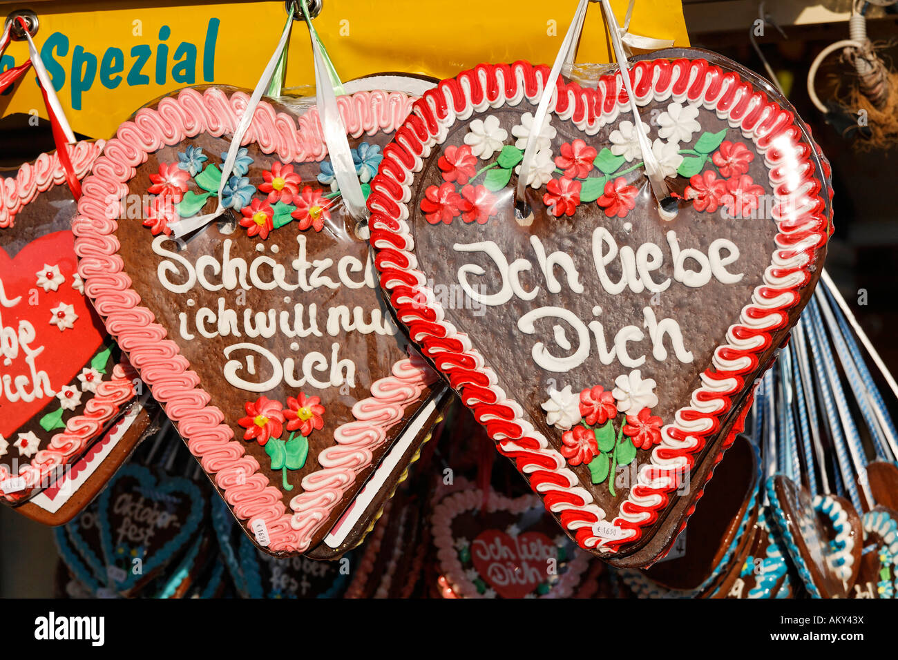 oktoberfest gingerbread hearts can you eat