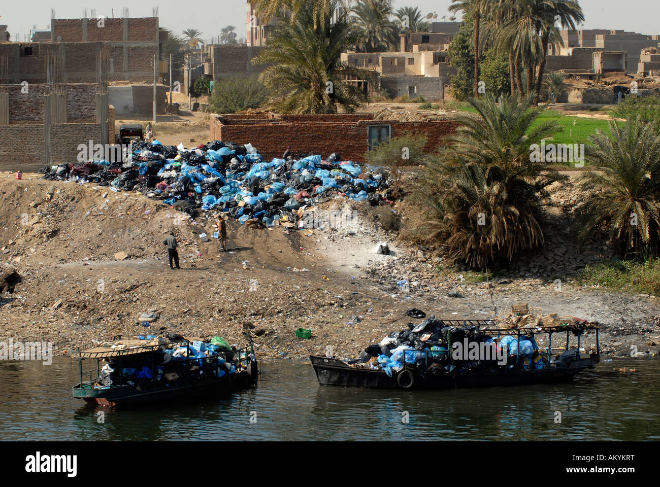 Nile Cruise On The Nile